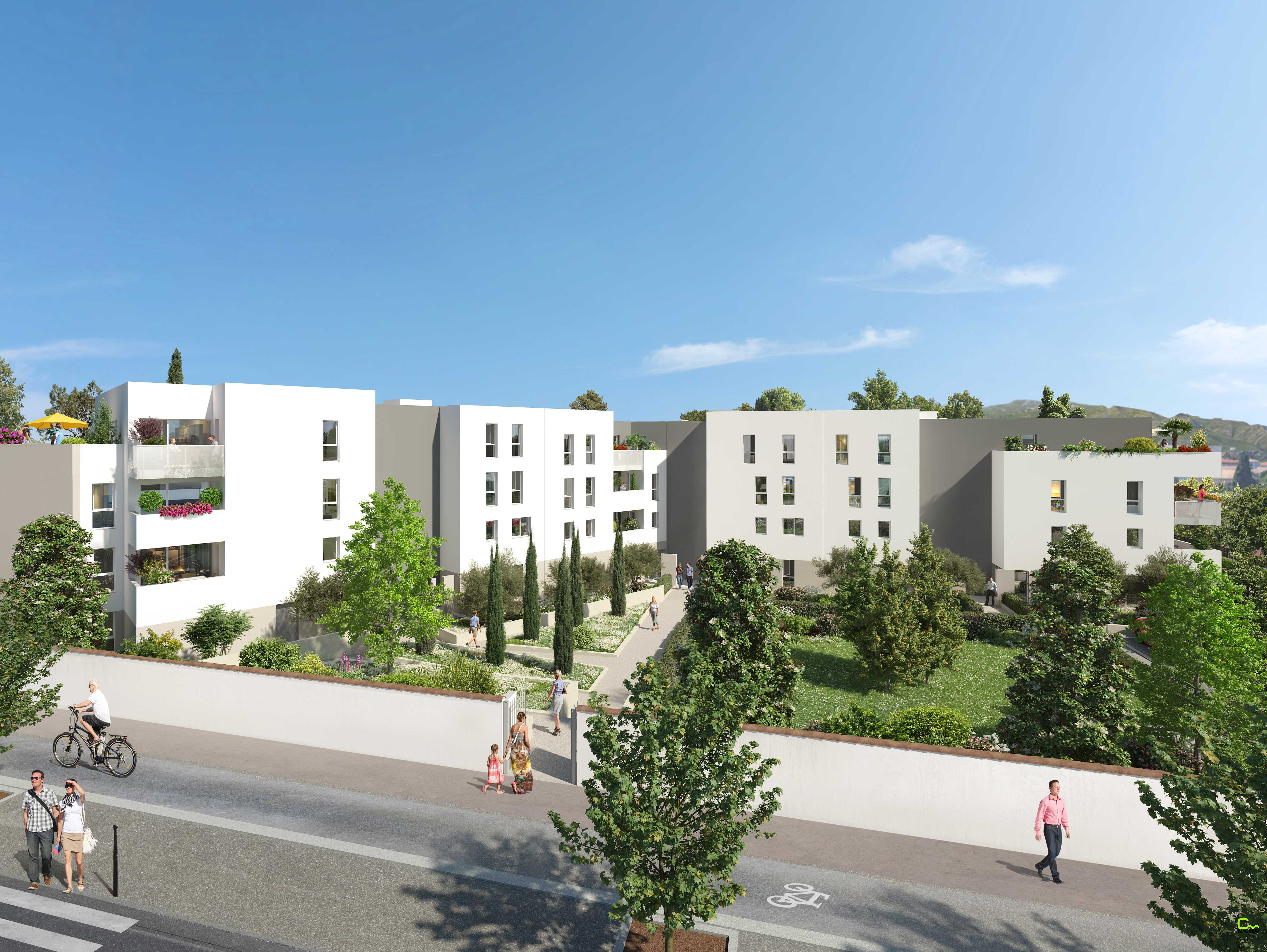 Programme immobilier neuf Villa Botinelly