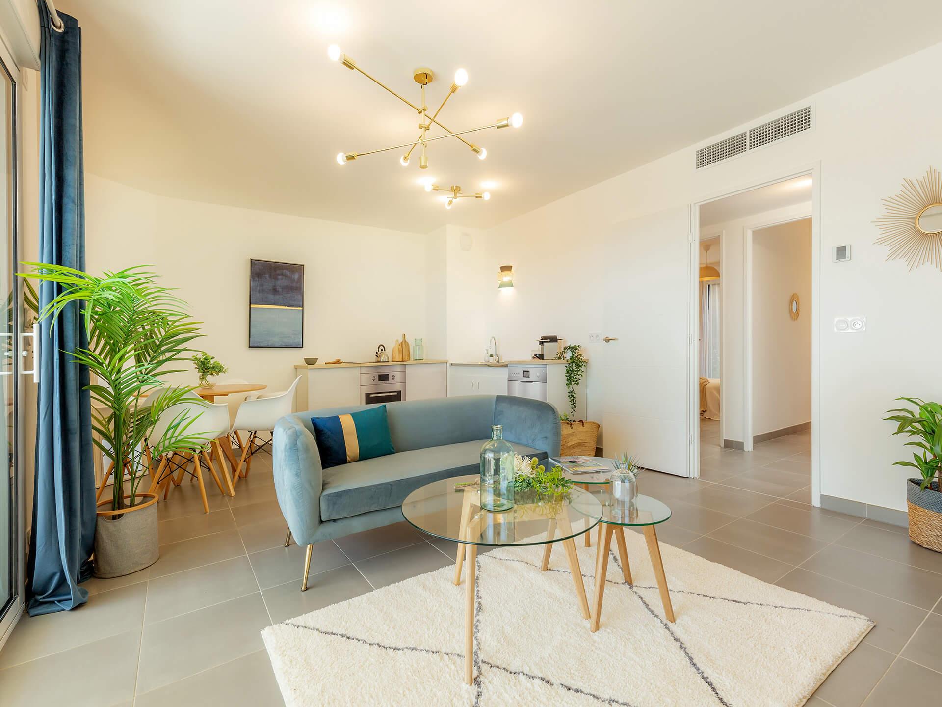 Programme immobilier neuf Le Domaine d'Acanthe