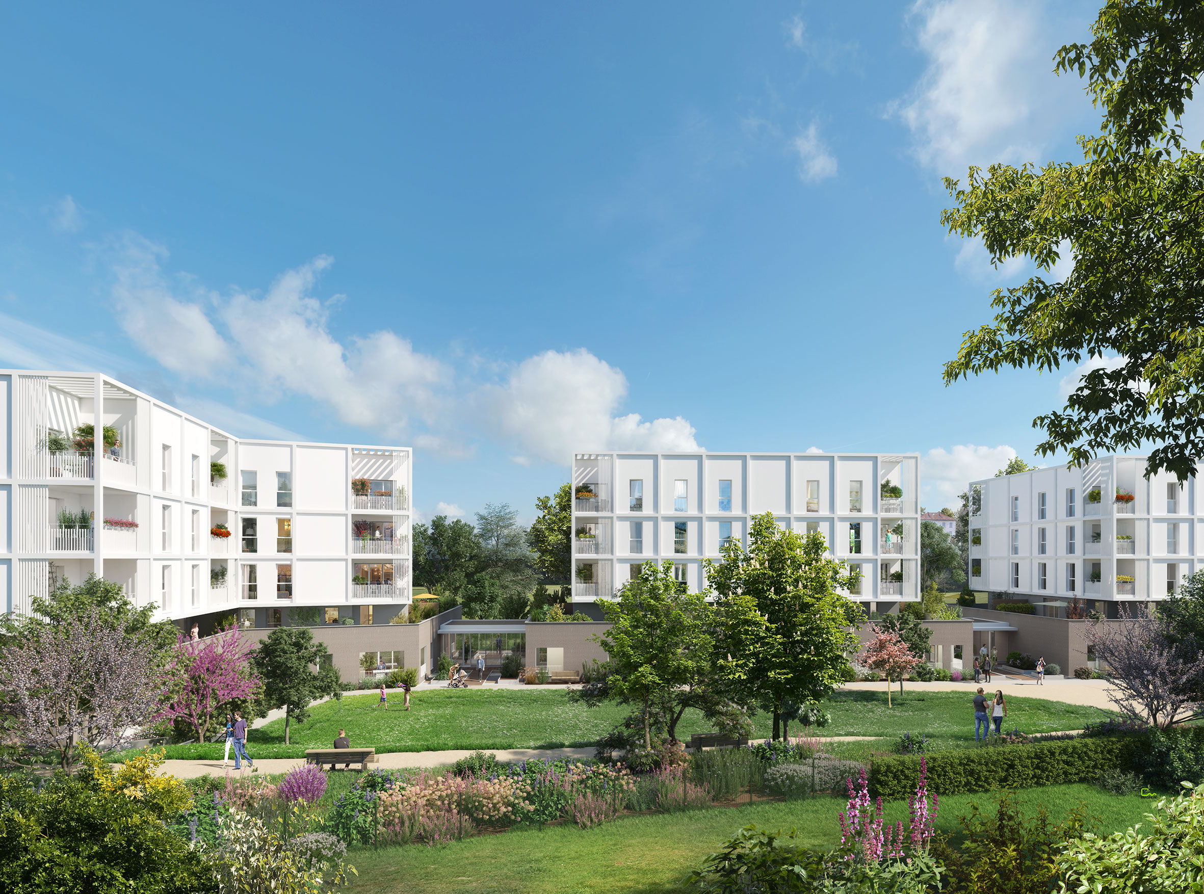 Programme immobilier neuf Domaine Montgolfier