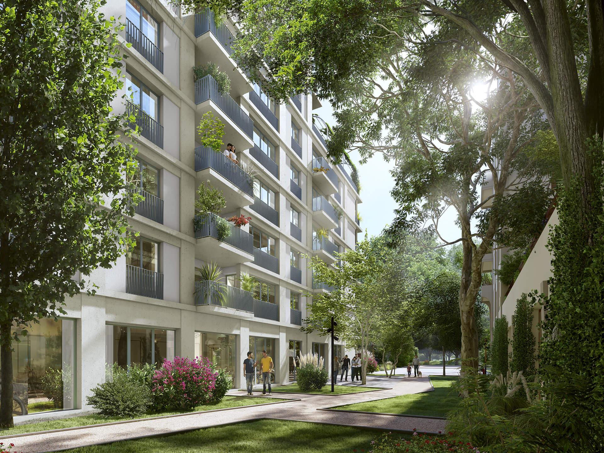 Programme immobilier neuf L'Althéa