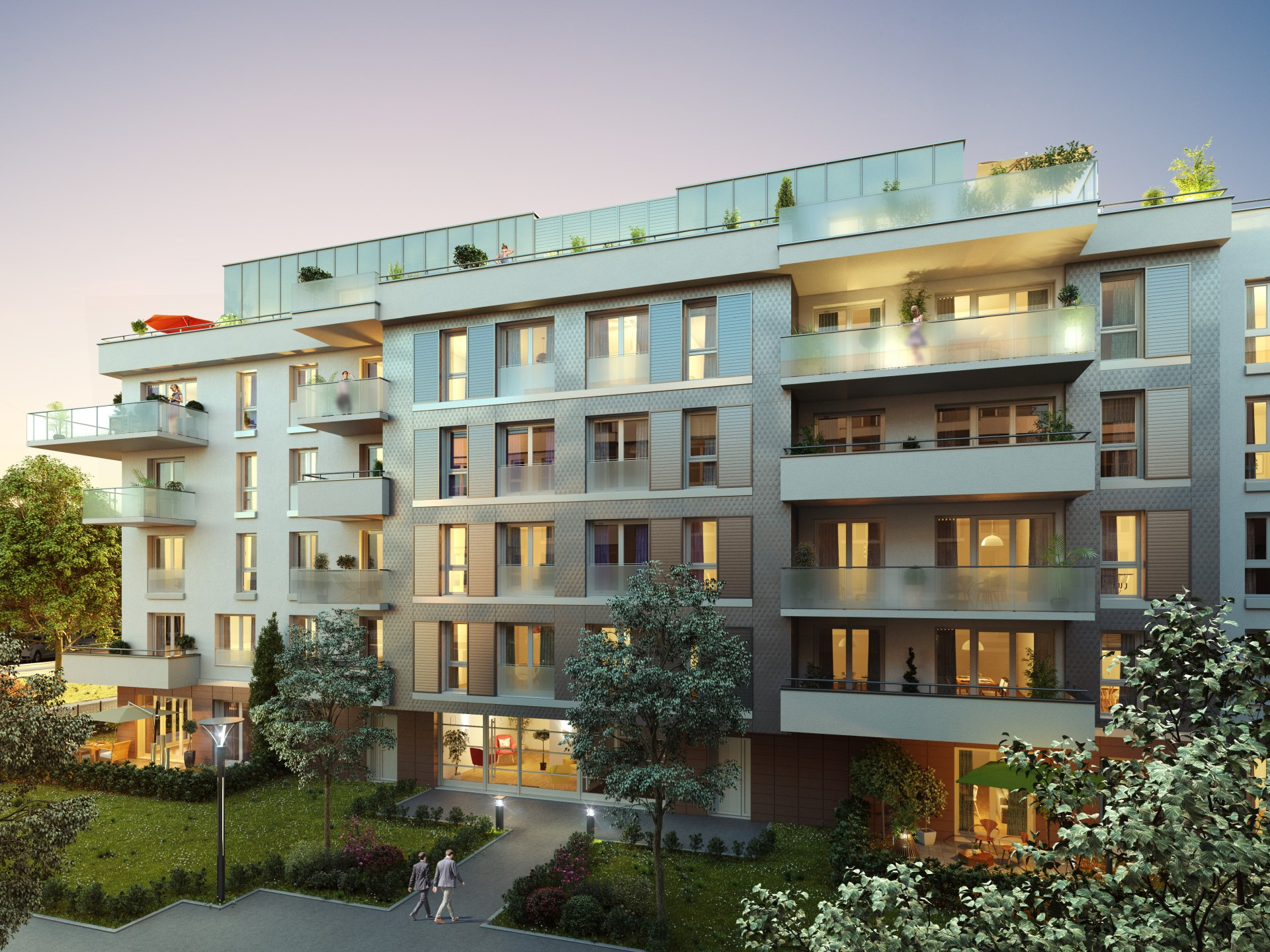 Programme immobilier neuf Osmose 2