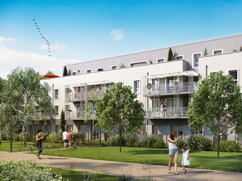 Programme immobilier neuf Green Way