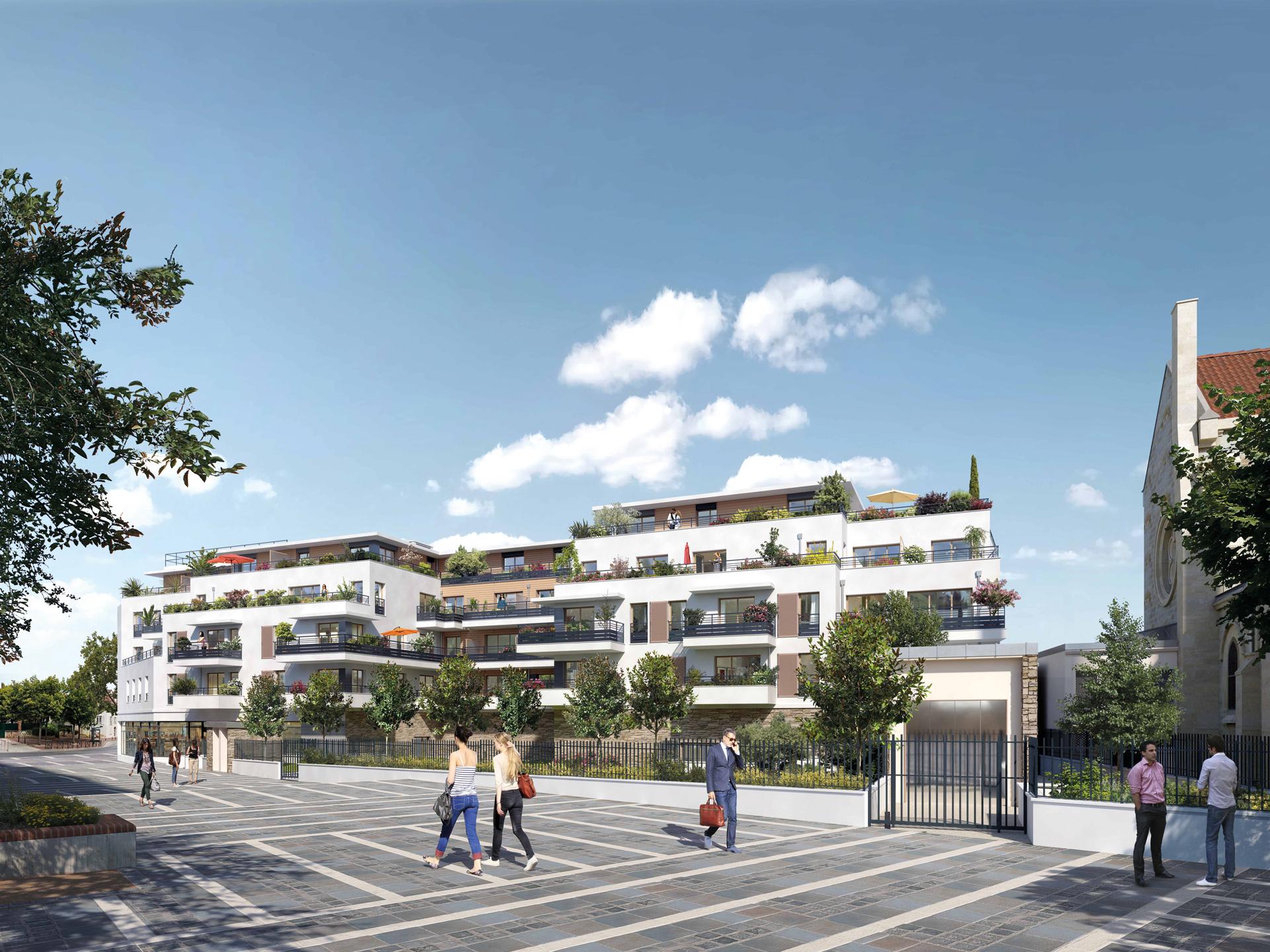 Programme immobilier neuf Résidence Saint-Louis