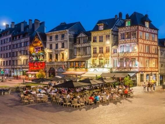 Les 10 lieux préférés des Rouennais