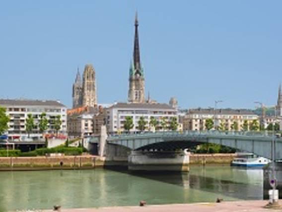 Rouen regagne ses quais de Seine