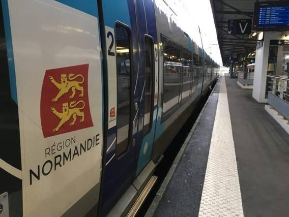 Paris à 1 heure de Rouen grâce à la ligne nouvelle Paris Normandie