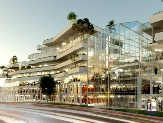 Euralille : le centre-ville ultra-moderne