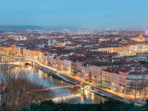 Lyon, une métropole d'envergure européenne