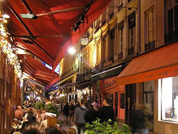 Les 10 lieux préférés des Lyonnais