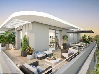 Appartements avec terrasse