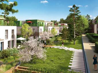 Appartements avec jardin