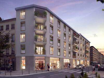Acheter un logement neuf dans le quartier Vaise à Lyon