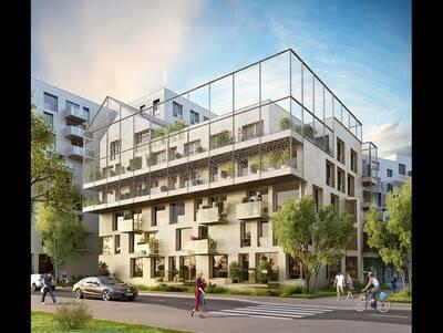 Lille - Porte de Valenciennes, lancement de la résidence Lux