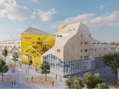 Opter pour un cadre de vie agréable en achetant un logement neuf dans le quartier Bastide-Niel à Bordeaux !