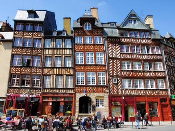 Rennes, l'étendard de la Bretagne