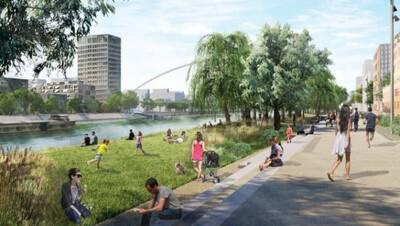 Marignan va développer un projet mixte d'envergure à Strasbourg