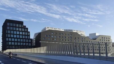 Marignan inaugure le complexe 17ème Ciel à Paris-Batignolles