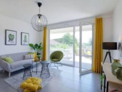 Acheter un logement neuf dans le cadre unique de l'éco-quartier Fieschi à Vernon