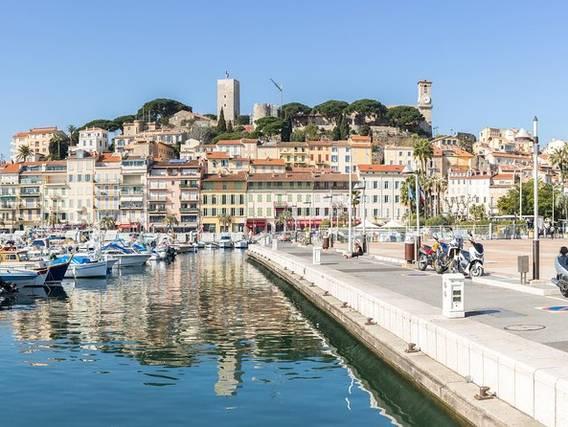 Cannes, l'atout glamour de la Côte d'Azur