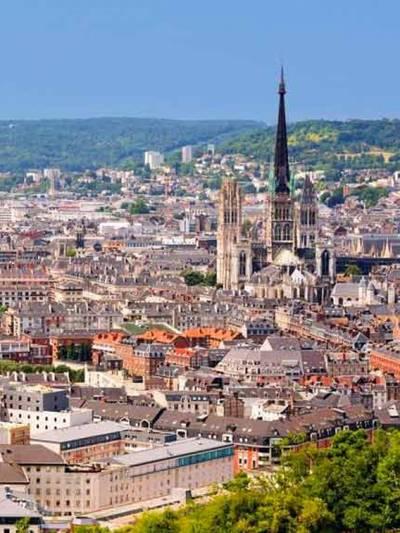 Habiter à Rouen